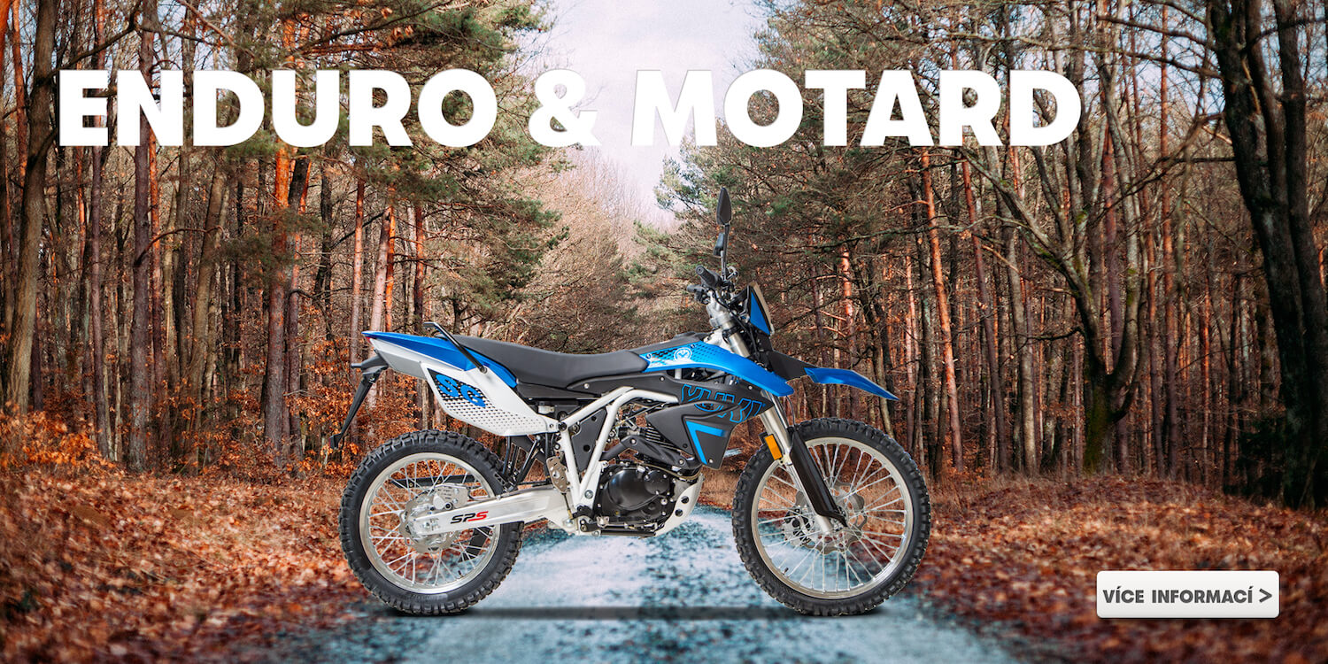 Motard enduro